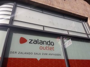 Zalando Outlet in Leipzig